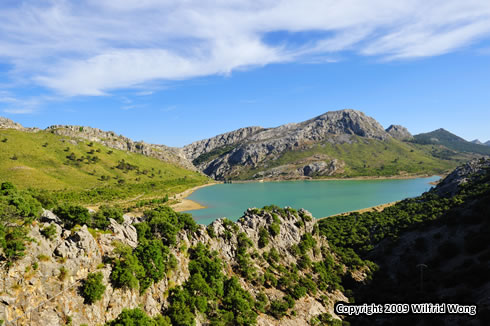 We Found a Lake at Escorca